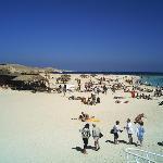 Mahayma Beach oOn Gifton Island