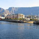 Cape Grace from the Waterfront