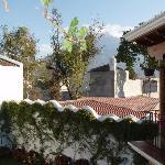 View from Casa Madeleine