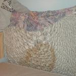 under the mattress--GROSS