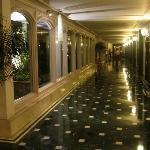 Corridor, off main lobby