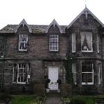 Abercorn Guest House Outside View
