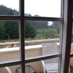Cypress Suite balcony