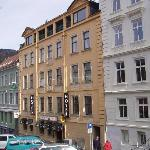 Bergen Travel Hotel Bild