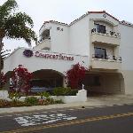 Foto de Comfort Suites San Clemente