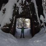 Snowshoeing in Yosemite