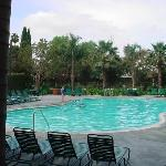 Pool Area (Common with Staybridge)