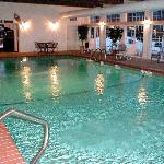 Indoor Pool at Kancamagus Motor Lodge, Lincoln, NH