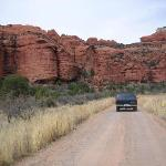 Sedona's primitive road