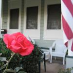 The Front Porch at Cherokee Lodge