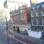 View from the window - Gower Street