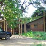 Limpopo Forested Camp tent accommodation