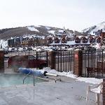 Ski Center Across the Street