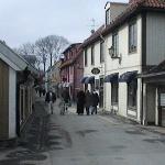 Sigtuna Main street