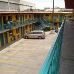 General view of the Parador hotel/motel