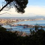 Palma bay view