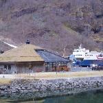 The Fjordtel in Gudvangen, Nærøyvalley