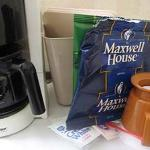 Maxwell House Coffee and Cheap Mugs