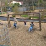 Portion of Playground
