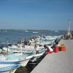 San Felipe Fishing Harbor