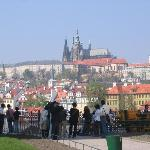 The Castle from Charles Bridge