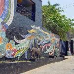 Mural de Diego Rivera en Acapulco