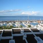 view over Puerto Colon