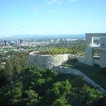 View from the Getty Centre