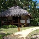 Our bungalow for 5 days