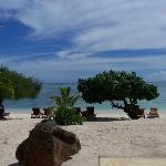 Etu Moana Beach