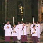 Holy Procession in St. Peter's
