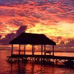 Amazing sunset 1