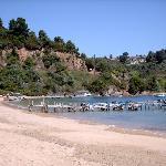Nostos beach
