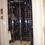 Master bedroom shower