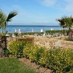 View from room garden/terrace