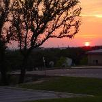 Sunset over Lago Vista