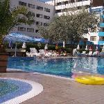 Swimming pool Hotel Maritza