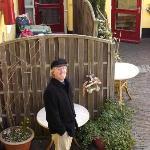 Emauspoort courtyard