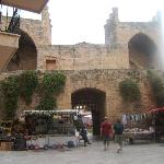 Market day - Alcudia Old Town