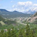 View of Blairmore