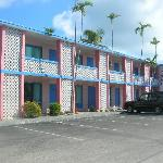 "A typical ""motel"""