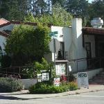 Exterior of Robin's in Cambria