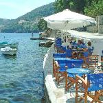 Water side taverna