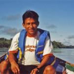 best Amazon River guide, Willy Flores