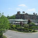 View of Queen's Landing from Room 304