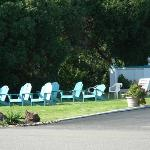 Chairs for Relaxing Around the Pool