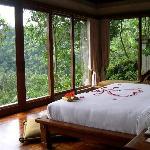 il letto del Royal Pita Maha