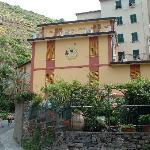 Hotel Ca D'Andrean Manarola