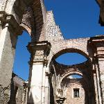 Antigua Cathedral Ruins