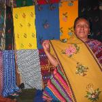 Indigenous Hand-woven fabrics